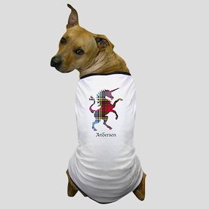 Unicorn - Anderson Dog T-Shirt