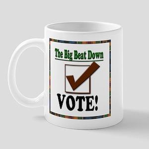 The Beat Down Mug
