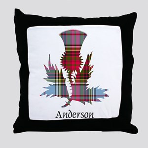 Thistle - Anderson Throw Pillow