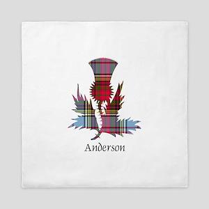 Thistle - Anderson Queen Duvet