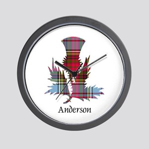 Thistle - Anderson Wall Clock