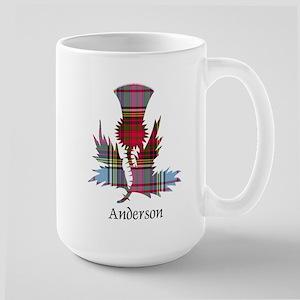 Thistle - Anderson Large Mug