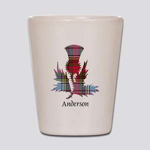 Thistle - Anderson Shot Glass