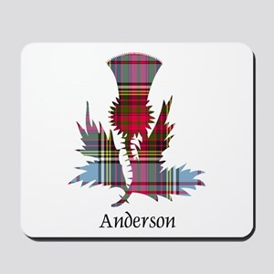 Thistle - Anderson Mousepad
