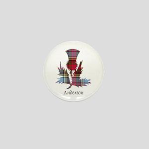 Thistle - Anderson Mini Button