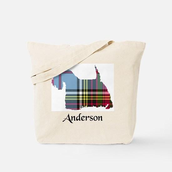 Terrier - Anderson Tote Bag
