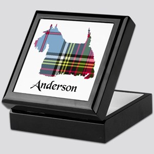 Terrier - Anderson Keepsake Box