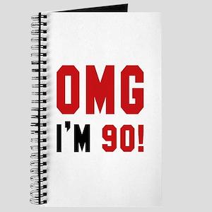 OMG I'm 90 Journal