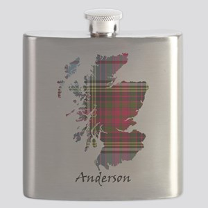 Map - Anderson Flask