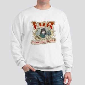 perfect pro trapper gift or s Sweatshirt