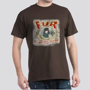 perfect pro trapper gift or s Dark T-Shirt