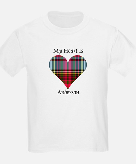 Heart - Anderson T-Shirt