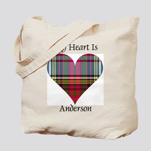 Heart - Anderson Tote Bag