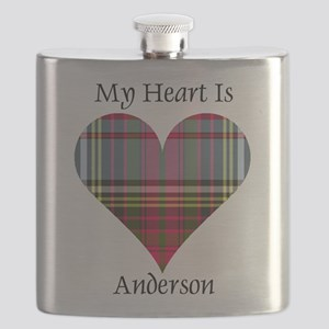 Heart - Anderson Flask