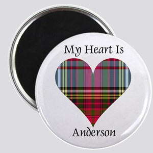 Heart - Anderson Magnet