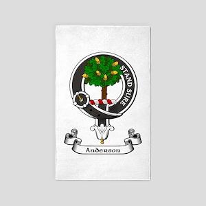 Badge - Anderson Area Rug