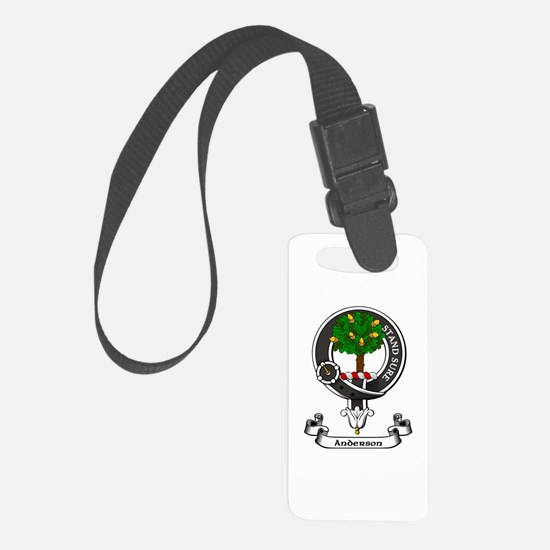 Badge - Anderson Luggage Tag
