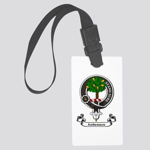 Badge - Anderson Large Luggage Tag