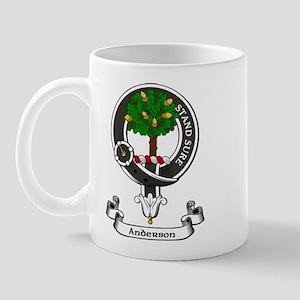Badge - Anderson Mug