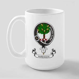 Badge - Anderson Large Mug