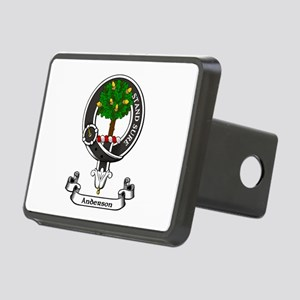 Badge - Anderson Rectangular Hitch Cover