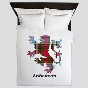 Lion - Anderson Queen Duvet