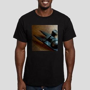 Caliper Men's Fitted T-Shirt (dark)