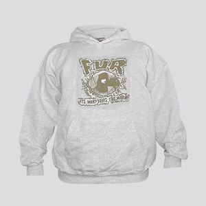 perfect pro trapper gift or s Kids Hoodie