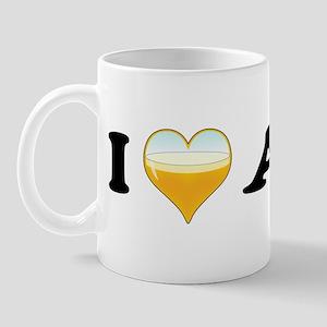 I Love Ale Mug