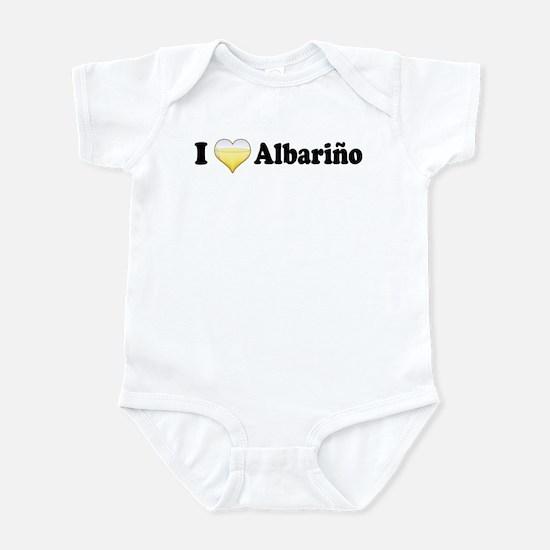 I Love Albariño Infant Bodysuit