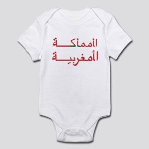 MOROCCO ARABIC Infant Bodysuit