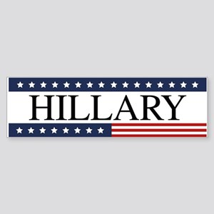 Hillary Clinton Bumper Sticker