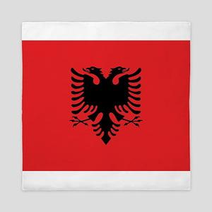 Albania Queen Duvet