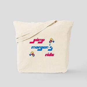 Pimp Morgan's Ride Tote Bag