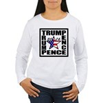 TRUMPPENCE-2016 Long Sleeve T-Shirt