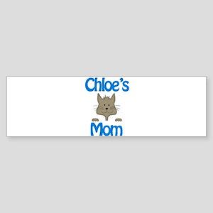 Chloe's Mom Bumper Sticker