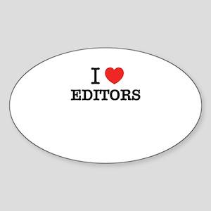I Love EGALITE Sticker