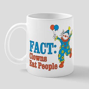 clowns eat people Mug