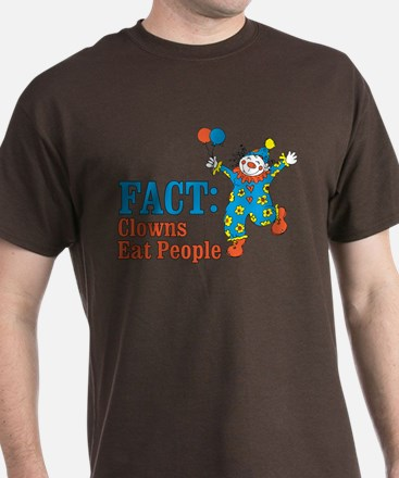 clowns eat people T-Shirt