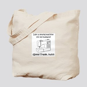Sewing Trade Tote Bag