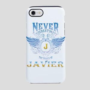 Nerver underestimate the pow iPhone 8/7 Tough Case