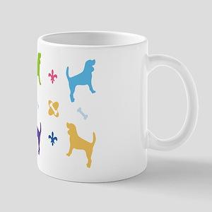 Beagle Designer Mug