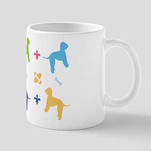 Bedlington Terrier Designer Mug