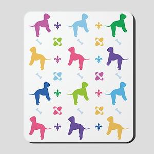 Bedlington Terrier Designer Mousepad