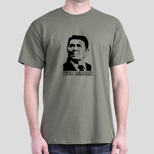 Viva Reagan Dark T-Shirt
