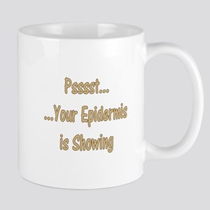 Epidermis Mugs
