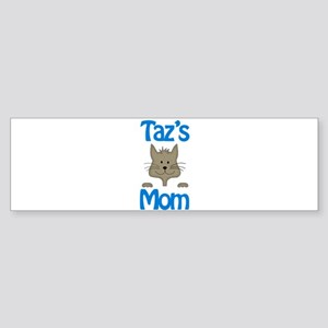 Taz's Mom Bumper Sticker