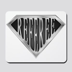 SuperReferee(metal) Mousepad