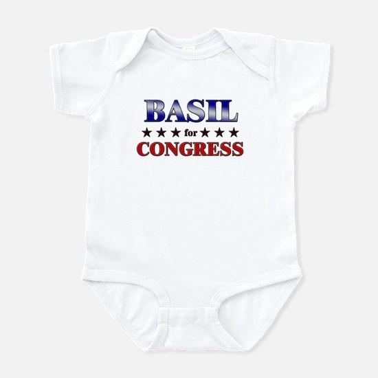 BASIL for congress Infant Bodysuit