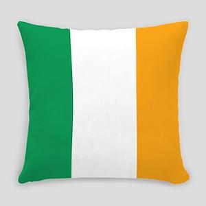 Irish Tricolour Square - flag of Ireland Everyday